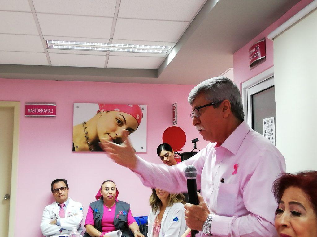 como se detecta tempranamente el cancer de mama